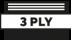 3 PLY